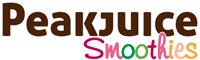 Peakjuice Smoothies Logo